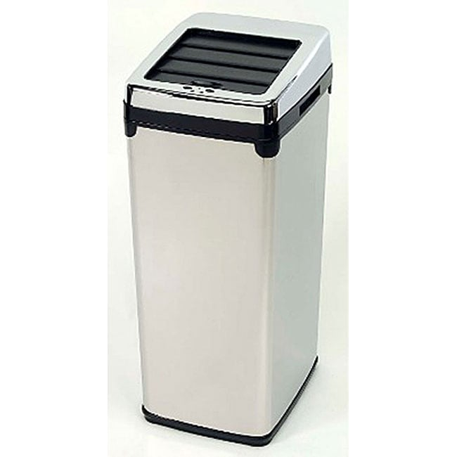 Auto Eye 11-gallon Steel Sensor Trash Can at Sears.com