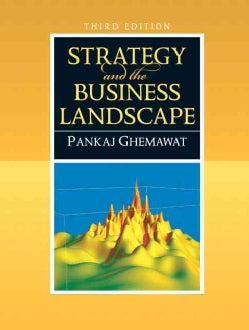 Strategy and the Business Landscape (Paperback)