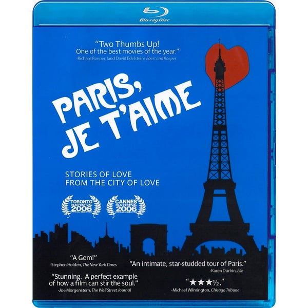 Paris, Je T'aime (Blu-ray Disc) 4065970