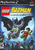 PS2 - LEGO Batman: The Videogame