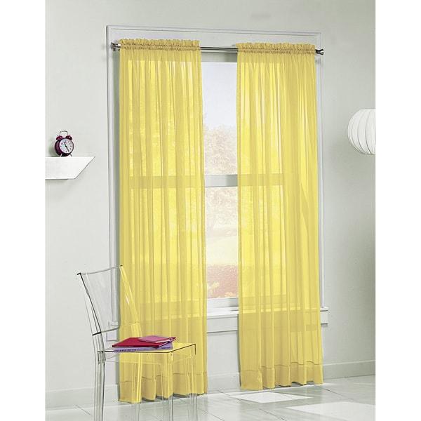 Calypso 63-inch Curtain Panel 4067287