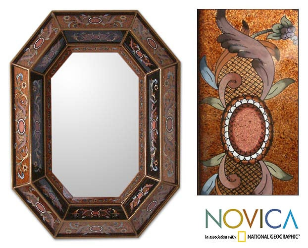 'Copper Lands' Mirror (Peru)