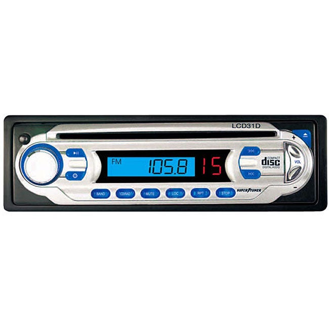 Legacy LCD31D AM/FM Receiver Auto Loading CD Player