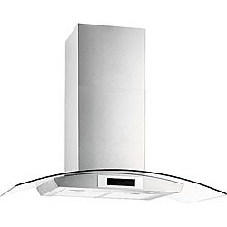 Wall-Mounted 30 inch Cidade Stainless Steel Range Hood