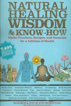 Natural Healing Wisdom & Know How: Useful Practices, Recipes, and Formulas for a Lifetime of Health (Paperback)