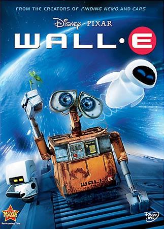 Wall-E (DVD)