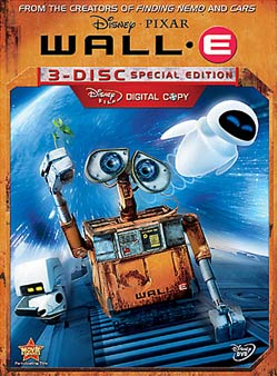 Wall-E - 3-Disc Special Edition (DVD)