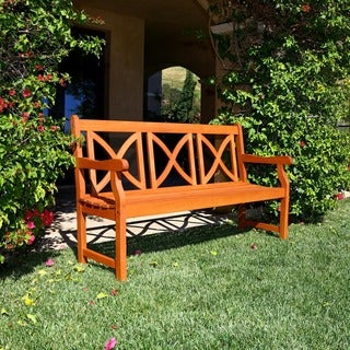 Balthazar Eco Friendly Hardwood Bench