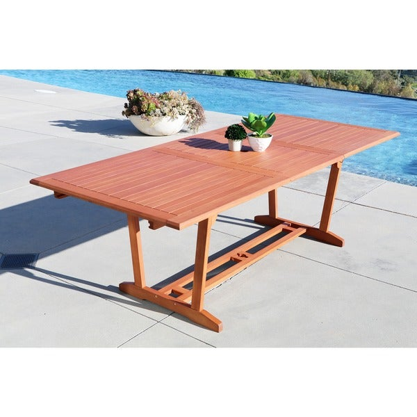 Rectangular Extension Table