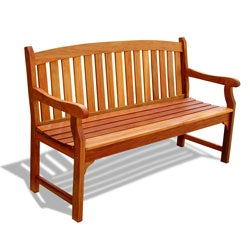 Berkshire 5 ft. Garden Bench
