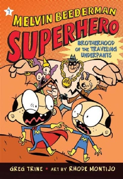 The Brotherhood of the Traveling Underpants (Paperback)