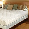 Pillow-top Innerspring 11-inch Queen-size Mattress-in-a-box