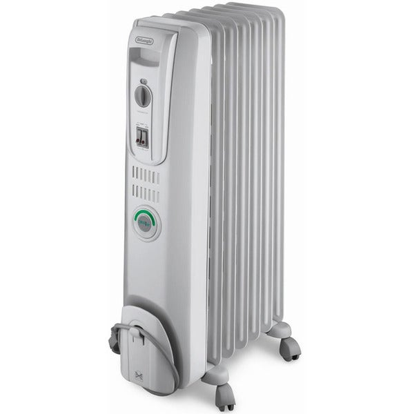 DeLonghi Ew7707CM ComforTemp 1500-watt Portable Oil-filled Radiator Space Heater
