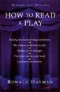 How to Read a Play (Paperback)