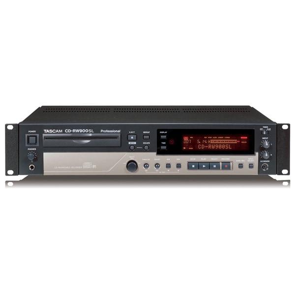 TASCAM CD-RW900SL Slot Loading CD Recorder