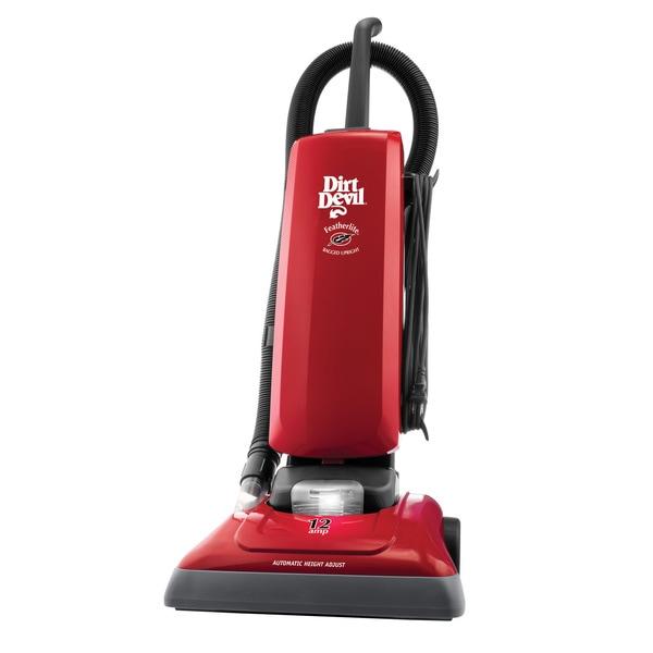 Dirt Devil M085590 Featherlite Bagged Upright Vacuum