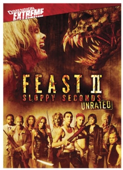 Feast II: Sloppy Seconds (DVD)