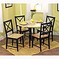 Virginia 5-piece Dining Set