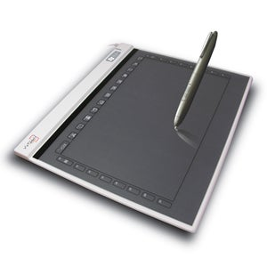 VisTablet Widescreen Graphics Tablet