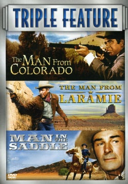 The Man from Colorado/Man from Laramie/Man in The Sandle (DVD)