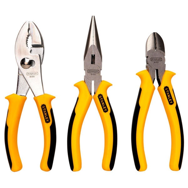 Stanley 84-056 3-pc Plier Set