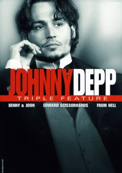 Johnny Depp Triple Feature (DVD)