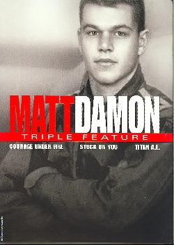 Matt Damon Triple Feature (DVD)