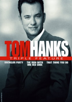 Tom Hanks Triple Feature (That Thing You Do/Bachelor Party/The Man With One Red Shoe) (DVD)