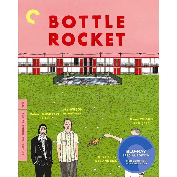 Bottle Rocket (Blu-ray Disc) 4104721