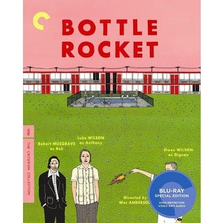 Bottle Rocket (Blu-ray Disc)