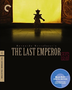 The Last Emperor - Criterion Collection (Blu-ray Disc)