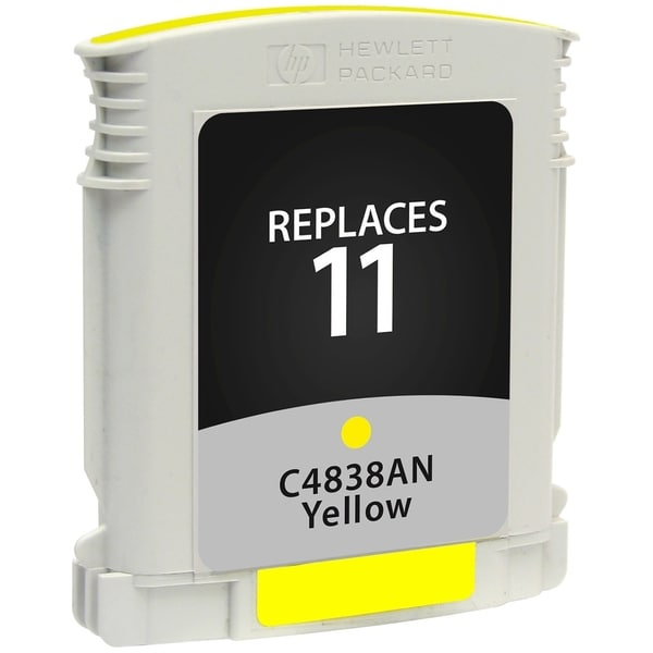 V7 Yellow Inkjet Cartridge for HP Business Inkjet