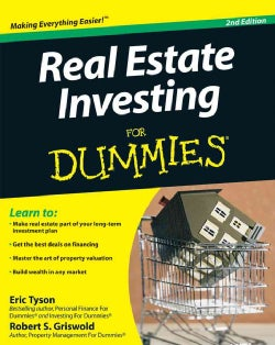 Real Estate Investing for Dummies (Paperback)