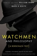Watchmen and Philosophy: A Rorschach Test (Paperback)
