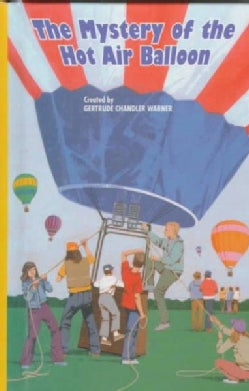 The Mystery of the Hot Air Balloon (Hardcover)