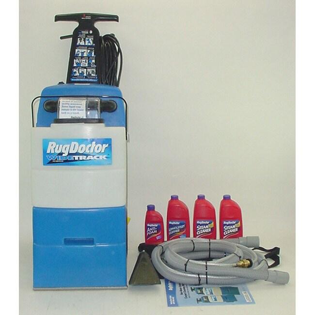 Rug Doctor Wide Track Carpet Extractor Shampooer