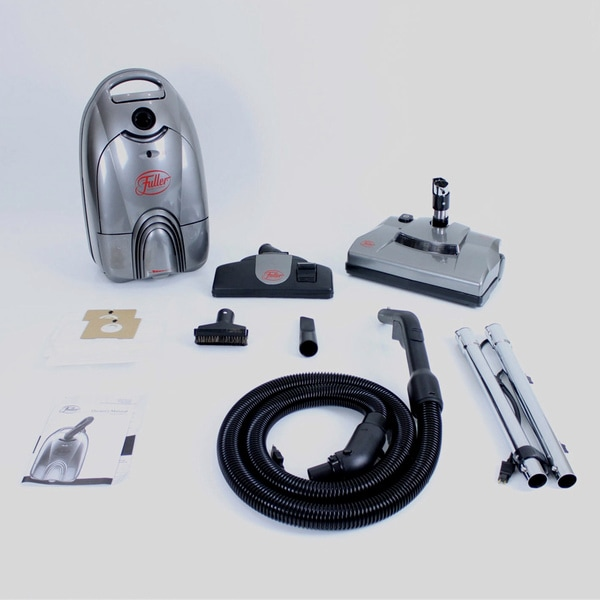 Fuller Brush FBPT2 Canister Pet Vacuum with HEPA Filtration
