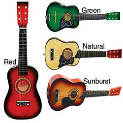 Kids' 25-inch Toy Acoustic Guitar Kit