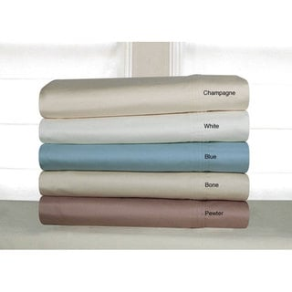 Pima Cotton 600 Thread Count Sheet Set