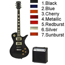 Electric 39-inch Classic Guitar and 10-watt Amp