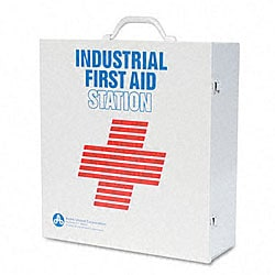 Industrial First Aid Station for over 50 People