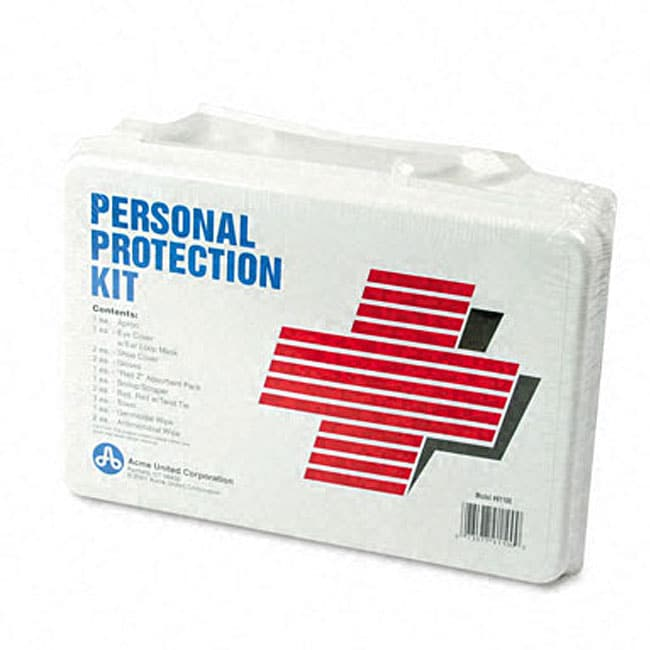 Personal Protection First Aid Clean-up Kit