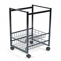 Advantus Mobile Steel File Cart