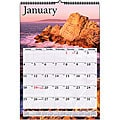 At-A-Glance Scenic Photographic Wall Calendar