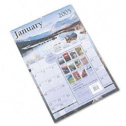 At-a-Glance Full-Color Scenic Photographic Wall Calendar
