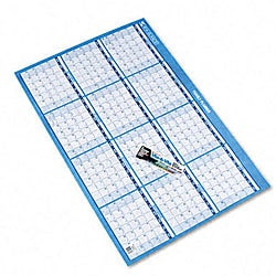 At-A-Glance Reversible and Erasable Wall Planner