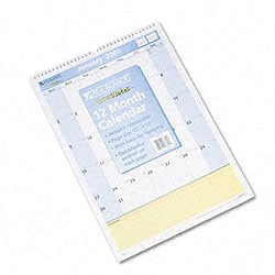 At-A-Glance QuickNotes Wirebound Monthly Wall Calendar