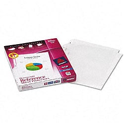 Avery Top Loading Non-glare Poly Sheet Protectors (Pack of 100)