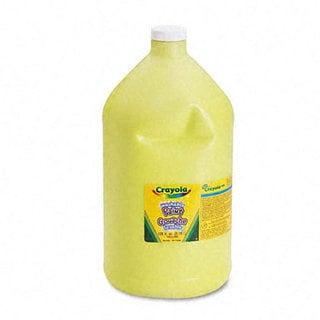 Yellow Washable Paint (1 Gallon)