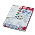 Clear Poly Top Load Sheet Protectors (50 per Box)